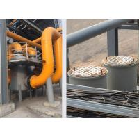 China Durable Flue Gas Filtration High Filtration Temperature For Polysilicon Industry on sale