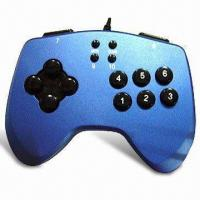 2-axis Mini USB Joypad, Compatible with Microsoft Windows® 2000/XP/Vista/7.0 Manufactures