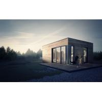 Prefabricated House Prefab Garden Studio with Light Steel Frame Storage Manufactures
