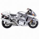 Suzuki Hayabusa EEC Chopper Racing Motorcycle, Used Electric Motorcycle EBAY Refurbished Manufactures