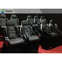12-40 People 9D Movie Theater 9D Cinema Equipment With Electric System Manufactures