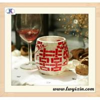 candle holders/mosaic glass candle holders for wedding centerpiece Manufactures