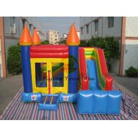 Big Inflatable Castle Bouncer Advertising For Celebration Manufactures