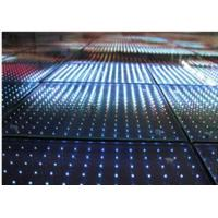 China Party Event Twinkling Starlit Led Dance Floor Full Color A Bird Of Minerva Samosir Control Battery on sale