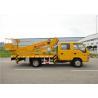 Buy cheap ISUZU NKR77LLWCJAY 14M Telescopic Work Platform 14000mm Working Height from wholesalers