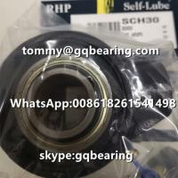 China RHP SCH30 Self-Lube Cast Iron Hanger Bearing Units Pillow Block Bearing on sale