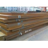 High Strength Hot Rolled Steel Sheet GB/T709-2006 Thickness Tolerance Manufactures