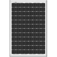 China 250W Mono-crystalline Solar Panel made of 5 inch solar cell on sale