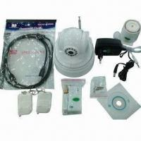 China GSM Intruder Alarm with 3G Camera and Video Surveillance All-in-one System on sale