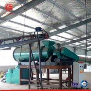 Chicken Manure Organic Fertilizer Production Line Manufactures