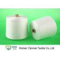 100% Virgin Bright Dyeable Polyester Sewing Threads 60/2 Polyester Core Spun