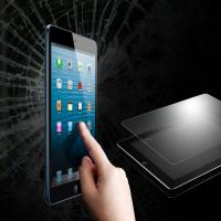 China 0.33mm Anti Explosion Premium Tempered Glass Screen Protector For iPad Air on sale