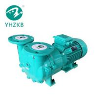 SK-2D 4KW cast iron material liquid ring vacuum pump with flange connection Manufactures