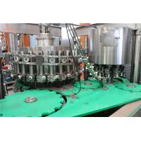Plastic Bottle Sauce Filling Machine Rotary Type Juice Bottling Machine Manufactures