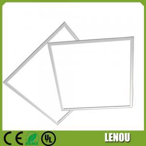 China 80 Lm / W Led Ceiling Panel Lights 50 Watt Recessed 620x620mm Square Panel Light on sale
