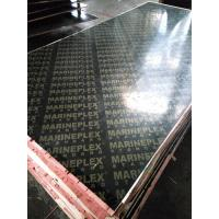 China 15mm 16mm 18mm Cheap Black Film Faced Plywood to Pakistan on sale