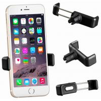 Universal Air Vent Car Mount Phone Holder With Suction Cup For IPhone / Android Manufactures
