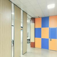 ASTM Standard Folding Screens Room Divider / Sliding Wall Partitions Manufactures
