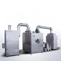 Three Phase High Efficiency Tablet Coating Machine , Film Coating Equipment Manufactures