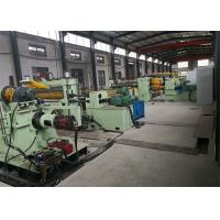 Quality 5-15 Strips High Linear Speed Stainless Steel Slitting Machine Heavy Load Long Durability for sale
