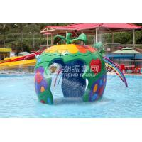China Theme Park Interactive Toddler Outdoor Play Equipment Aqua Play Spray Icon on sale