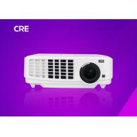High Performance  Multimedia Mini Led Projector , Portable Multimedia Projector Manufactures
