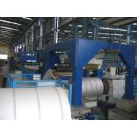 China Stainless Steel Cut To Length Machine Shearing Type Stable Operation on sale
