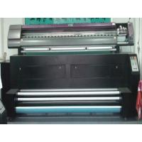 Rs - 232 Dye Sublimation Fabric Printer Cmyk With Two Dx5 Print Head Manufactures