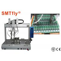 Multi-axis Robotic Soldering Station , Automated Soldering Equipment SMTfly-322 Manufactures