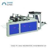 China 1.1Kw Automatic Plastic Bag Making Machine For Disposable Plastic Glove on sale