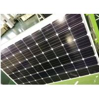 270W MONO Grade A Solar Panel , Solar Power Panels Ip65 Rated Junction Box Manufactures