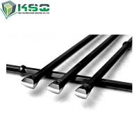 Jackleg rock steel Integral Drill Rod 400mm to 8000mm Legnth Manufactures