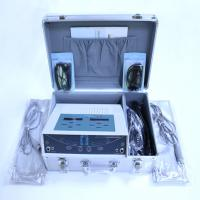 Dual Detox Foot Spa Machine with Two FIR Belts and Two Arrays WTH-202 Manufactures