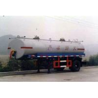 17900L SUS Tank Transportation for Light Diesel Oil Delivery (HZZ9170GYY) Manufactures