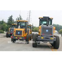 China Construction machinery XCMG Motor Grader GR2153 215hp Yellow Color Motor Grader on sale
