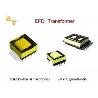 China Low Height High Frequency Transformer EFD Series With High Power ISO9001 Approved on sale