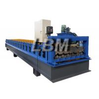 New YX25 - 210 - 840 type color steel tile roll forming machine 2018 new type roof sheet machine
