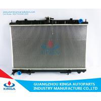 Factory Price Nissan Sunny'02 MT  Thickness 16mm 26mm Auto Radiator Manufactures