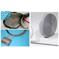 Cable Wrapshield stainless steel knitted wire mesh for shielding Manufactures