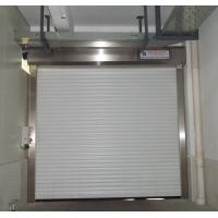China High Durability Safety Automatic Roller Door Strong Wind Resistant on sale