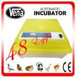Top selling chicken egg incubator VA-48II incubator controller make chicken egg incubator Manufactures