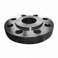 Forged Steel Flange with 150/300/600lbs Pressure, Made of Carbon/Stainless Steel Manufactures