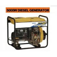 China quality diesel engine generator 5KW china export on sale