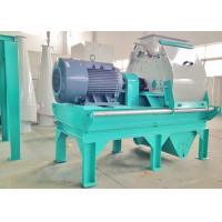 Industrial Wood Crusher Machine , Wood Pallet Crusher Turn Wood Chips To Sawdust for sale