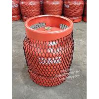Small Camping Gas Cylinders 3kg 7.2l Low Pressure Refilled Lp Gas Tank Manufactures