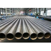 Mechanical and Structural ERW Steel Pipe / Electric Resistance Welding Pipe Manufactures
