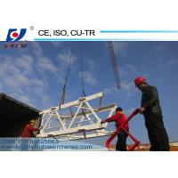 Potain MC80/MC85 1.2*1.2*3m Block Mast Section for 6ton Luffing Jib Tower Crane Manufactures