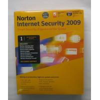 Norton internet security 2009 Manufactures