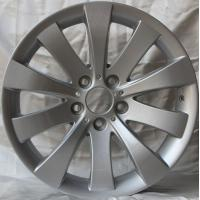 1-piece Forged Wheels Car Rims For BMW 740Li / Silver 19inch Forged Wheel Rims E-Class Manufactures