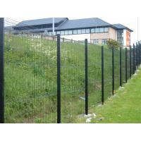 3D Mesh Fence Panels used Nylofor 3D fence with powder painted smooth surface 2030mm x 2500mm Manufactures